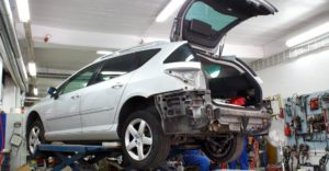 collision body shop AF Collision