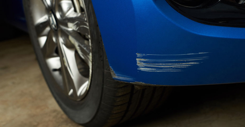 car paint job AFCollision